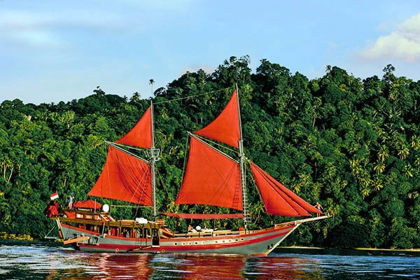 Boutique Phinisi Liveaboard